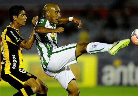 Peñarol cayó en el cierre del torneo