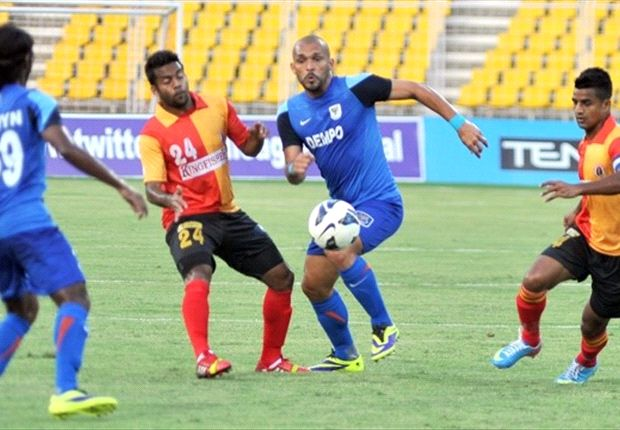 Dempo 1-0 East Bengal: Ozbey strike seals three points