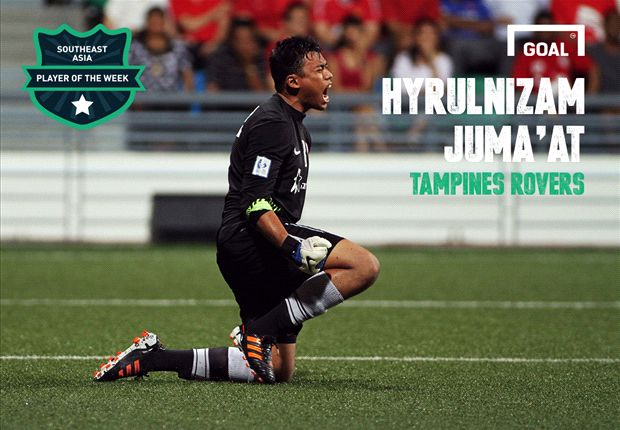 Southeast Asia Player of the Week: Hyrulnizam Juma'at