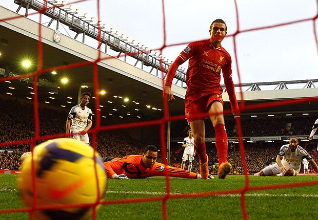 Henderson hails 'most important' Liverpool goal