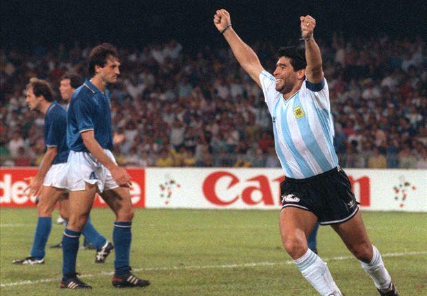 Start Believing: Maradona's seasoning to forget