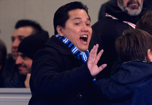 Inter could add 'a few' more signings, says Thohir