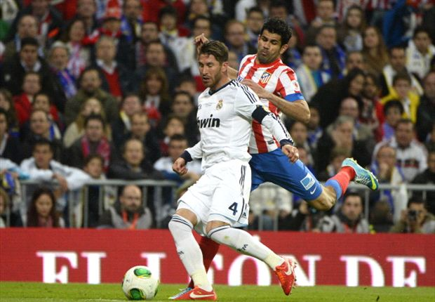 'I'll hit Ramos if I have to' - Diego Costa