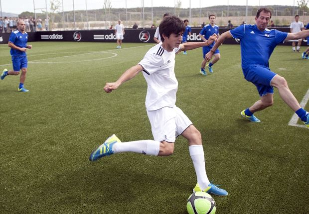 Enzo Zidane to link up with France Under-19s