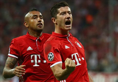 Kimmich leads Bayern rout of Rostov