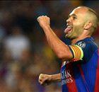 CHAMPIONS | Iniesta gana el mejor gol de la jornada