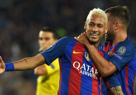 O pai Neymar