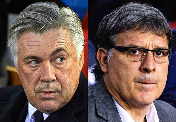 Martino is doing a very good job, says Ancelotti