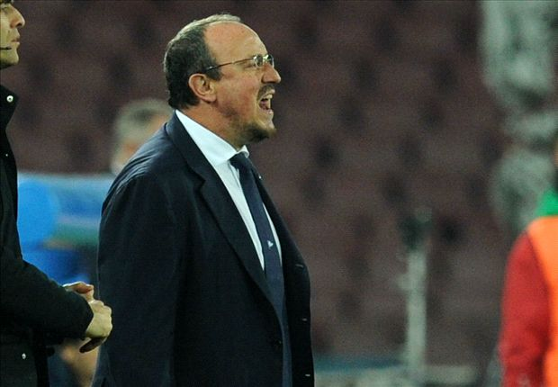 'Porto are very strong' - Benitez wary of testing Napoli tie
