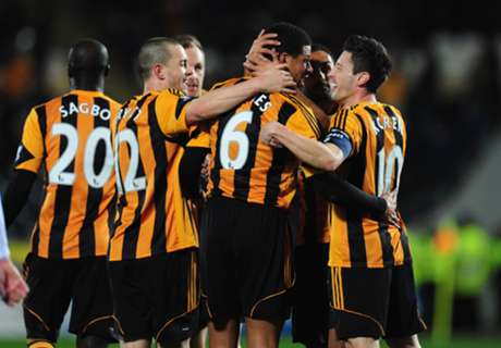 LIVE: Hull City 0-0 Sunderland
