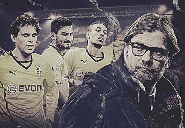 Built on a fault line - why Klopp's Dortmund empire could be about to crumble