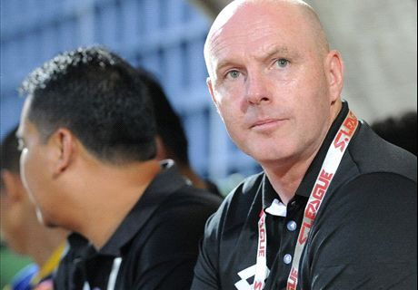 Kean: No pressure at the heart of DPMM defence