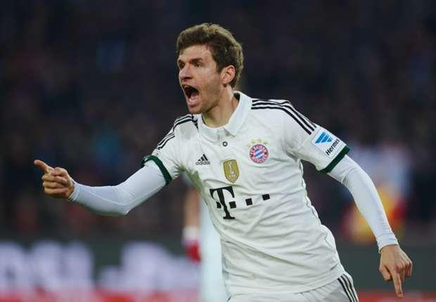 Thomas Müller quiere seguir celebrando con el Bayern