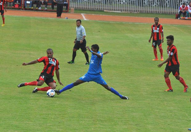 Persipura Jayapura 2-0 Churchill Brothers SC: Red Machines succumb in the second half