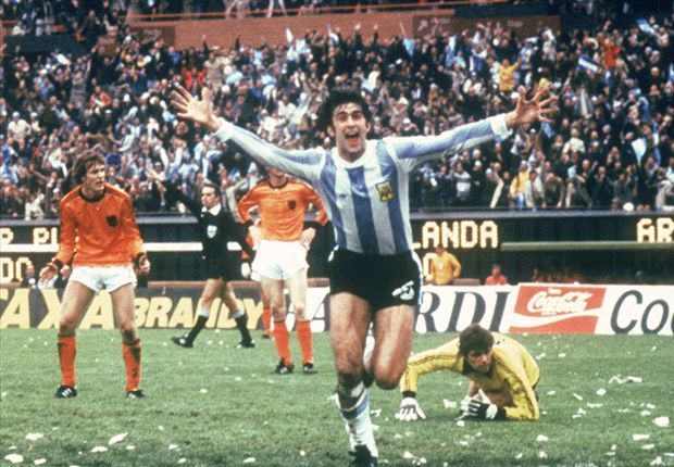 Your favorite World Cup moments: Kempes' Golden Boot makes Argentina a champion