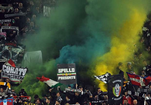 Juventus fined €25,000 over Superga banners