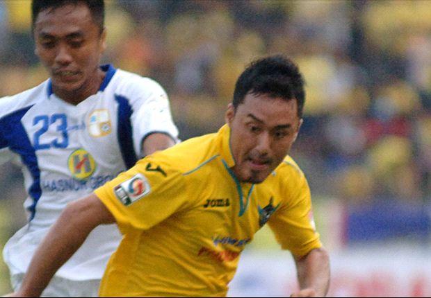Laporan Pertandingan: Gresik United 0-0 Pelita Bandung Raya