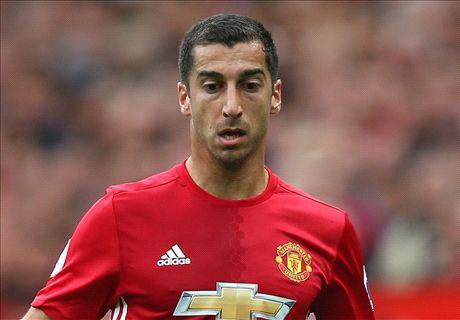 RUMOURS: Man Utd to sell Mkhitaryan