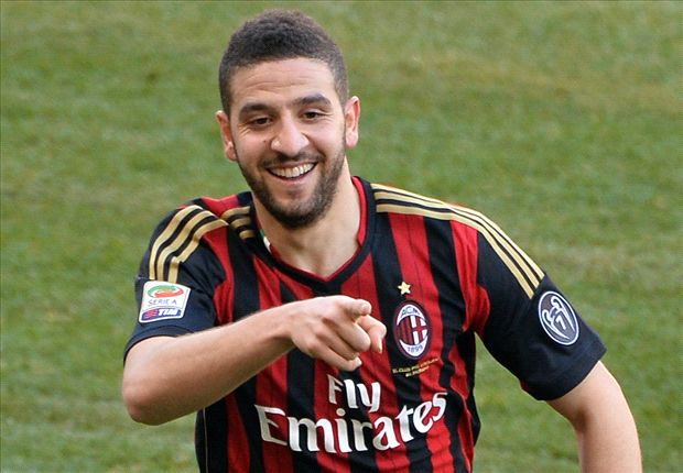 Taarabt: I want to stay at Milan for a long time