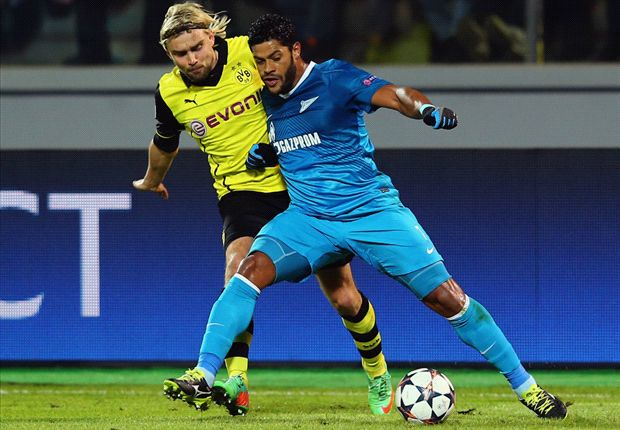Hulk wants Dortmund move, says Kehl
