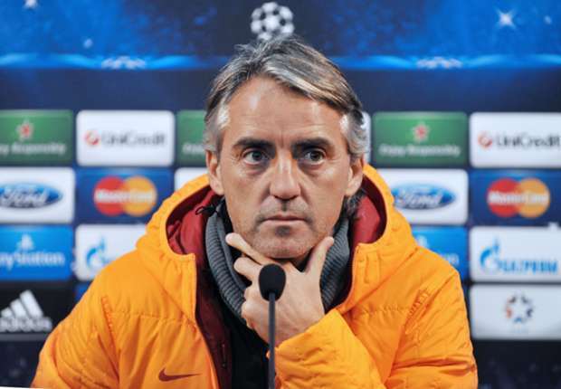 Mancini: Chelsea is an '80 percent' favorite