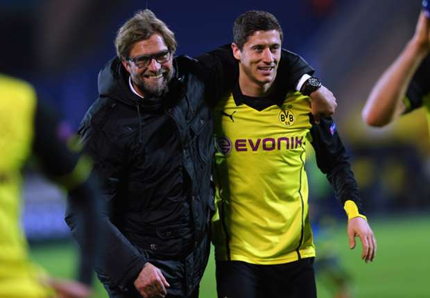 'Sensational' Dortmund close to their best against Zenit, says Klopp