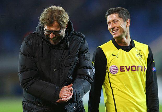 Lewandowski can soften the blow of his exit