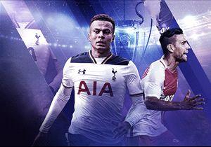 Tottenham Hotspur v Monaco Betting