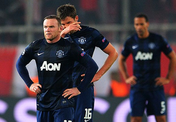 Manchester United hit rock bottom against Olympiakos, say Goal readers