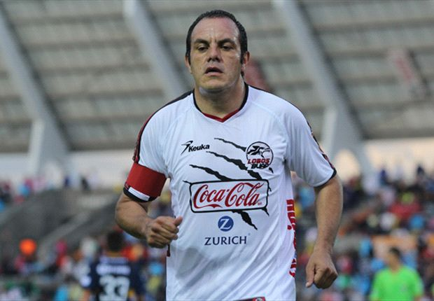 Cuauhtemoc Blanco: El Tri needs leaders, Vela decision foolish