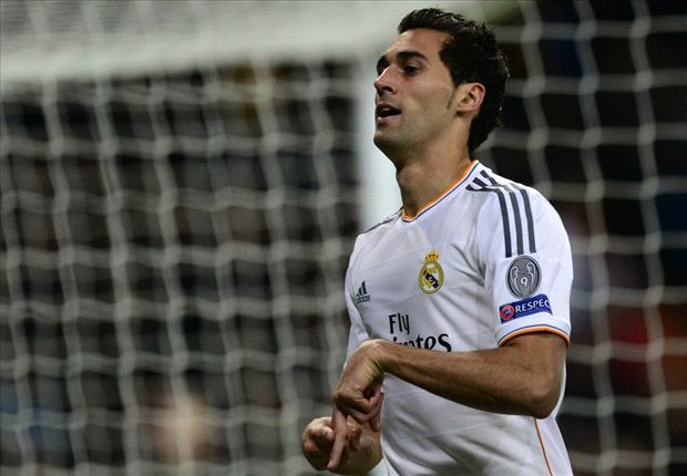 Alvaro Arbeloa ruled out for eight weeks
