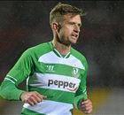 McPhail commits to Shamrock Rovers