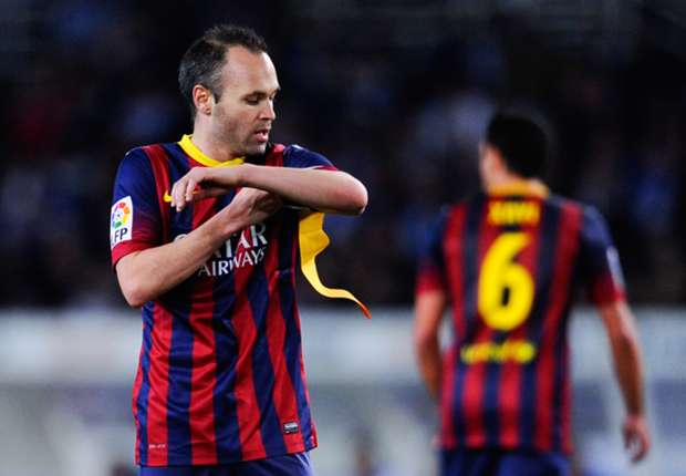 Iniesta: We're with Martino until the death