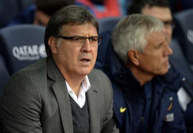 Gerardo Martino: I've decided my team for Clasico