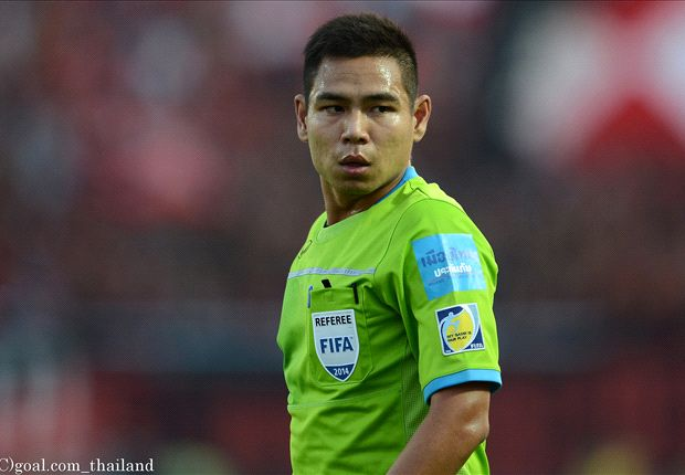 Thai referee pulled from AFC matches