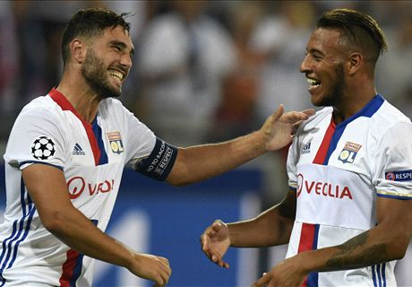 Lyon cruise to victory against Dinamo