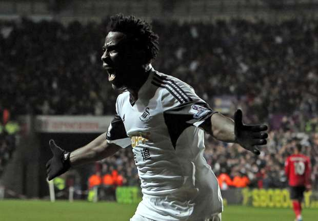 Monk expects Bony to stay at Swansea City