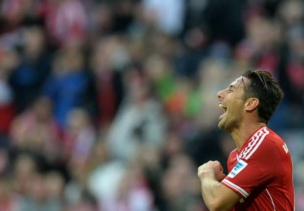 Pizarro: Guardiola has made Bayern players relax