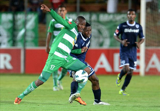Bloemfontein Celtic 0-0 AmaZulu: Siwelele held at home