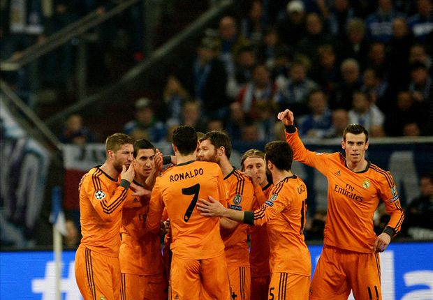 El Loco: Awesome Real can win 'em all