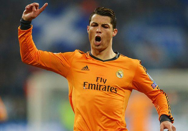 Cristiano Ronaldo iguala el récord goleador de Lionel Messi en una temporada de Champions League