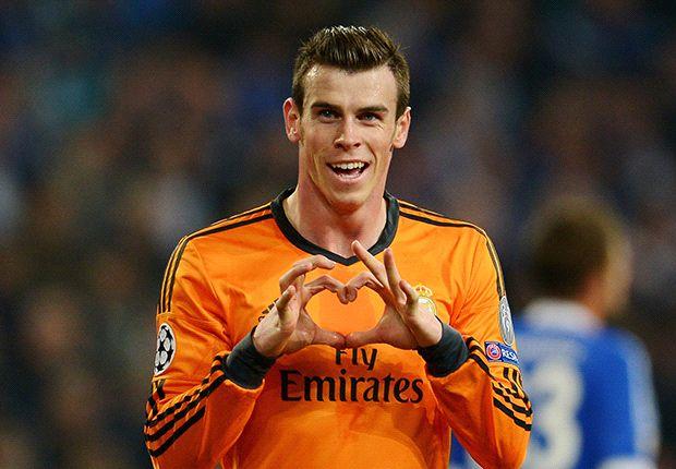 Bale hizo dos y el Madrid goleó