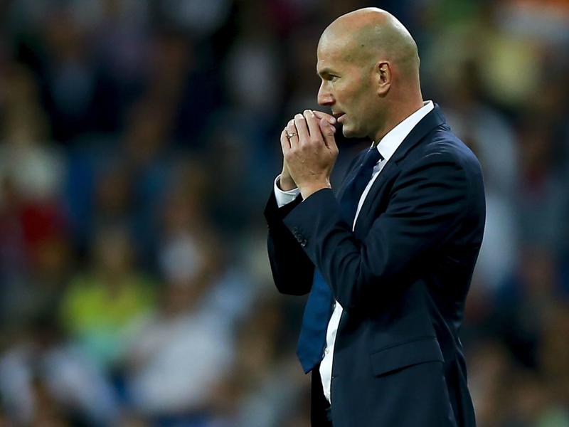 "Real Madrid, Zidane : ""Je sais ce qui se passera..."""