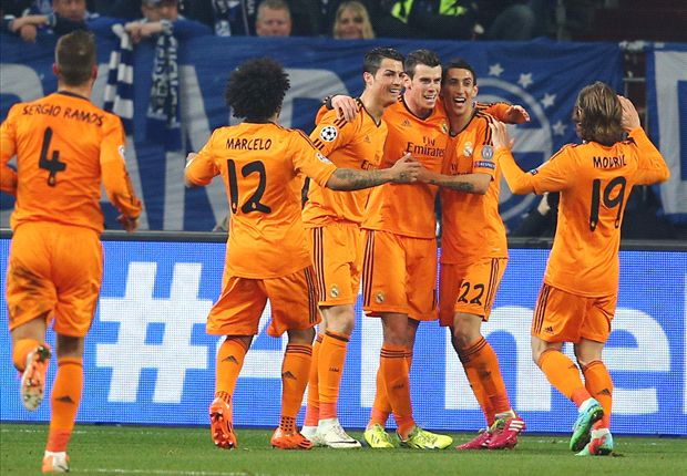 Schalke 1-6 Real Madrid: Ronaldo, Bale and Benzema embarrass hosts