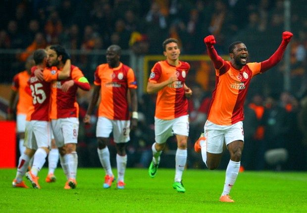 Goal was 'vital' for Galatasaray ahead of Chelsea trip, says Chedjou