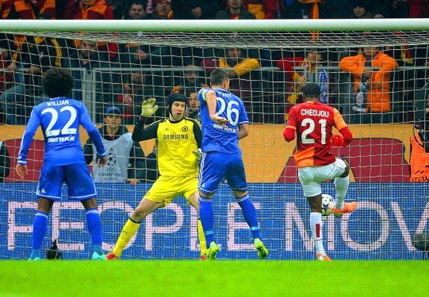 Galatasaray 1-1 Chelsea: Stamford Bridge dictará sentencia