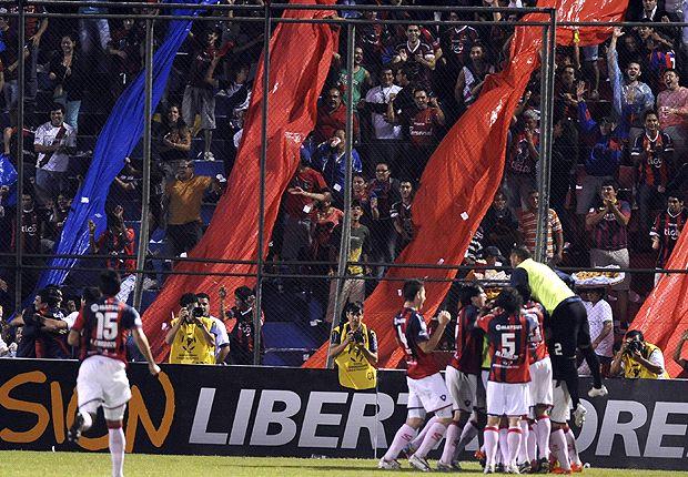 Dura derrota de Lanús: cayó 3-1 contra Cerro Porteño