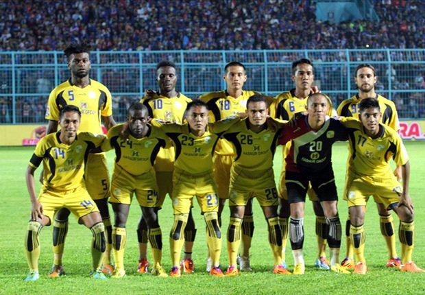 Laporan Pertandingan: Barito Putera 1-0 Pelita Bandung Raya