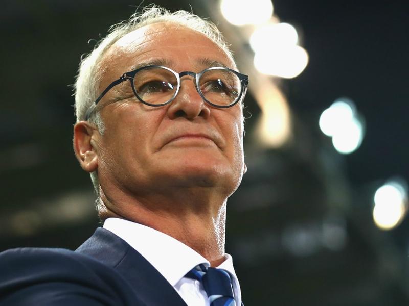 Leicester, Ranieri a préservé Mahrez et Vardy pour la Ligue des champions