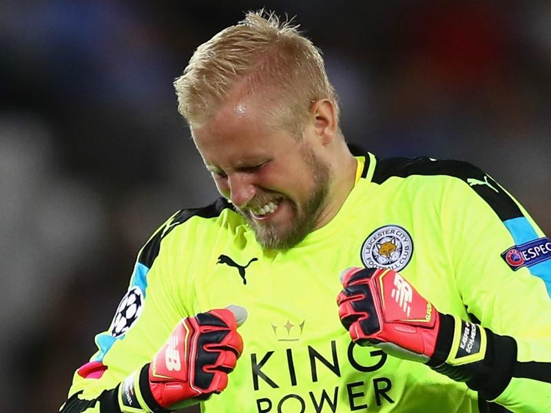 """Leicester, Schmeichel : """"Un test énorme pour nous"""""""